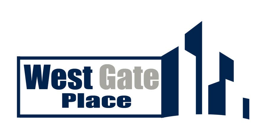 Kilpailutyö #45 kilpailussa Will Pick 2 Winners+ $10bonus! Logo for Gateway Developments/West Gate Place