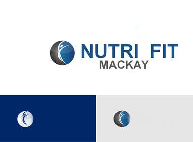 cristinandrei tarafından Nutri Fit Mackay logo design required (nutrition & fitness) için no 2