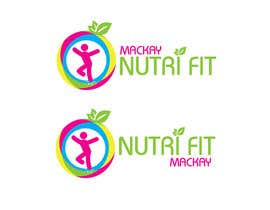 ayogairsyad tarafından Nutri Fit Mackay logo design required (nutrition & fitness) için no 5