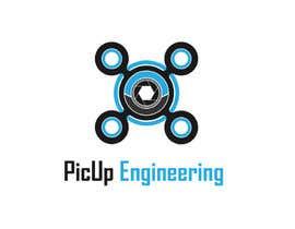 Blazeloid tarafından PicUp Engineering logo için no 9