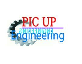 mowajubair12 tarafından PicUp Engineering logo için no 8