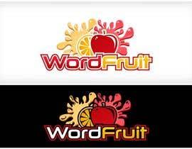 zibesco tarafından Design a Logo for WORDFRUIT için no 141