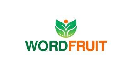 anurag132115 tarafından Design a Logo for WORDFRUIT için no 109