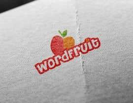 AndresGTdesign tarafından Design a Logo for WORDFRUIT için no 51