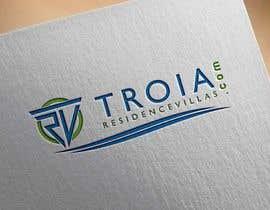 saonmahmud2 tarafından Logo/Brand Identity for TroiaResidenceVillas.com için no 53