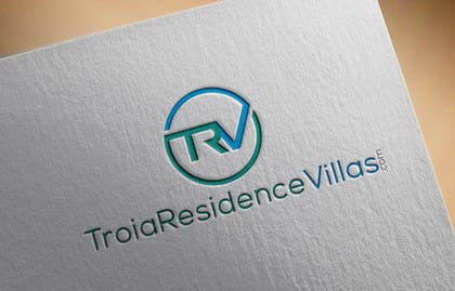 DesignDevil007 tarafından Logo/Brand Identity for TroiaResidenceVillas.com için no 26
