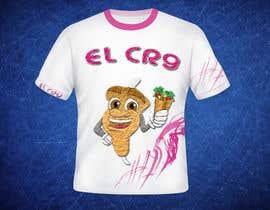 heshamsqrat2013 tarafından T-shirt design ¡Super Easy! için no 87