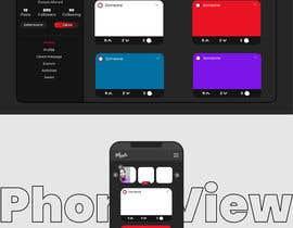 Nro 5 kilpailuun Design a Homepage (1 page only) mockup. käyttäjältä whoDanyalahmed