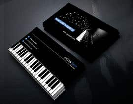 sanjoypl15 tarafından Design business card for a piano teacher için no 8