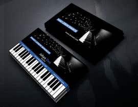 sanjoypl15 tarafından Design business card for a piano teacher için no 11
