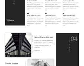 Saheb9804 tarafından architecture website mockup için no 8