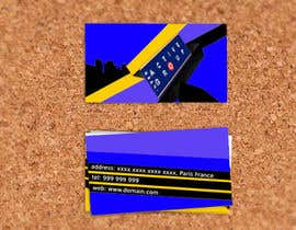 #38 for Design Some Business Cards by sidraakram6