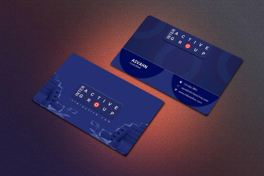 Contest Entry #52 for Design Some Business Cards