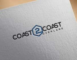 sunlititltd tarafından I need a logo designed for Coast 2 Coast Overland! için no 68