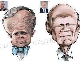 #30 for caricature/cartoon by chiaracarnovale