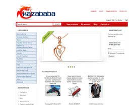 #175 for Logo Design for kazababa af ulogo