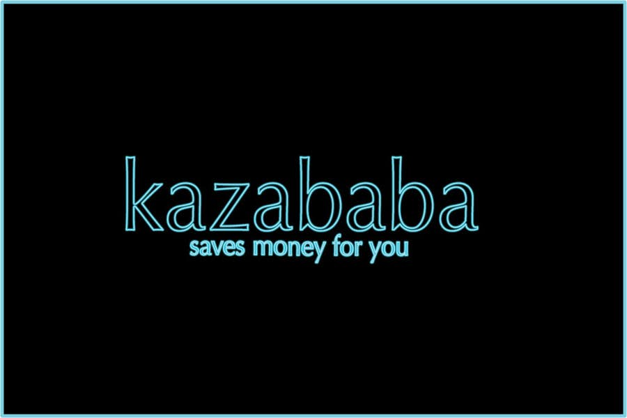 #5 for Logo Design for kazababa by Noc3