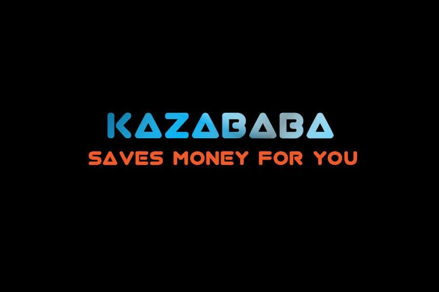 Proposition n°                                        181                                      du concours                                         Logo Design for kazababa