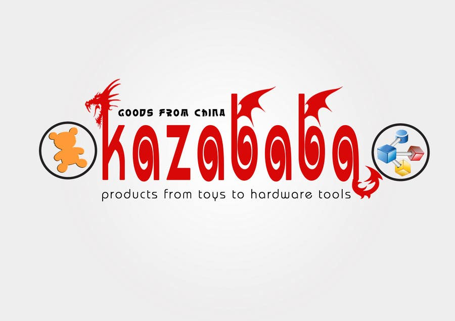 Proposition n°                                        67                                      du concours                                         Logo Design for kazababa