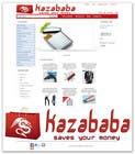Graphic Design Contest Entry #170 for Logo Design for kazababa