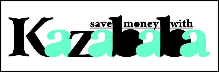 Proposition n°                                        6                                      du concours                                         Logo Design for kazababa