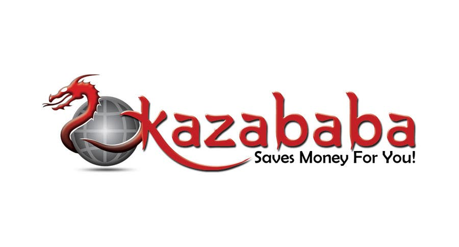 #206 for Logo Design for kazababa by anjaliarun09