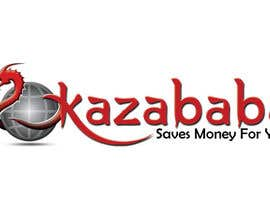 #206 for Logo Design for kazababa af anjaliarun09