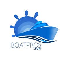 #99 para Logo Design for BoatPros.com por thicker