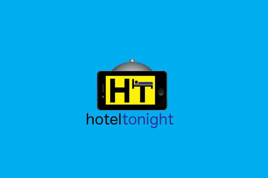 Entri Kontes #49 untukLogo Design for Hotel reservation in IPhone App
