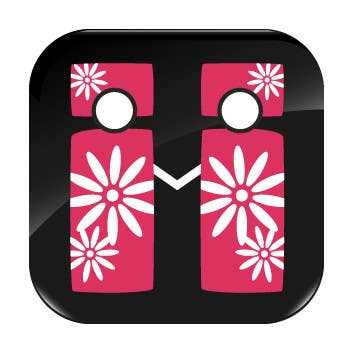 Entri Kontes #37 untukLogo Design for Hotel reservation in IPhone App