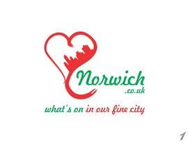 #13 for Design a Logo for Love Norwich af alexnutu