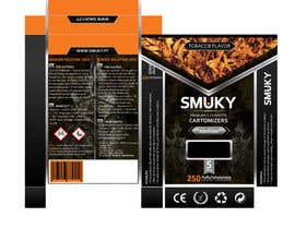 #36 untuk Packaging Design for SMUKY oleh techwise