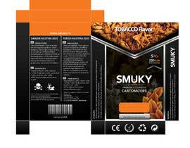 nº 33 pour Packaging Design for SMUKY par techwise