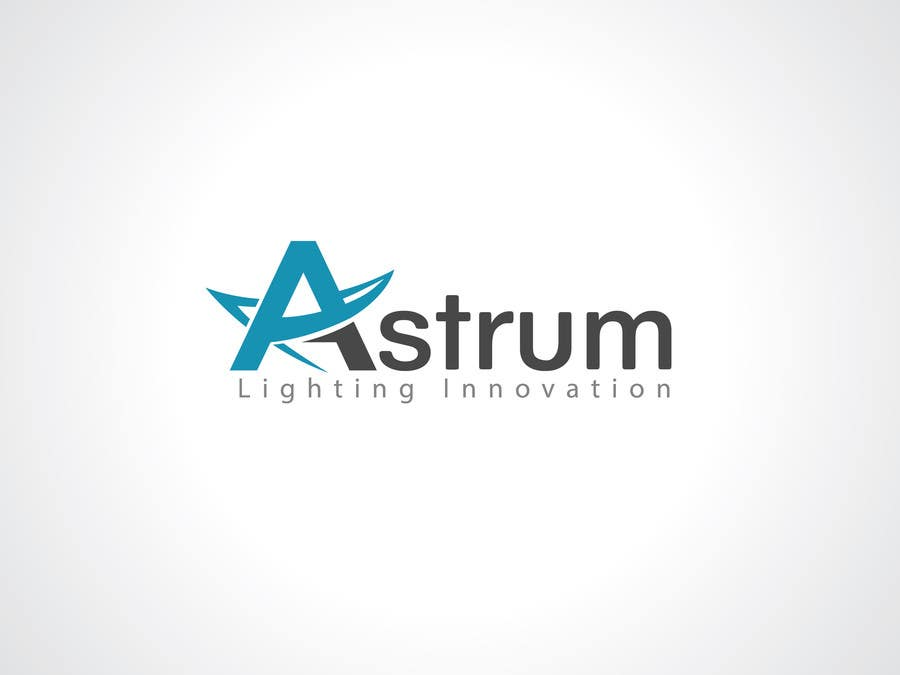 Inscrição nº 35 do Concurso para Astrum logo