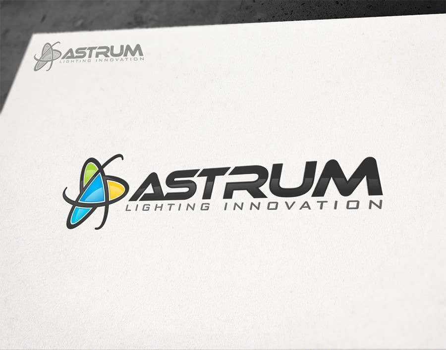 Inscrição nº 190 do Concurso para Astrum logo