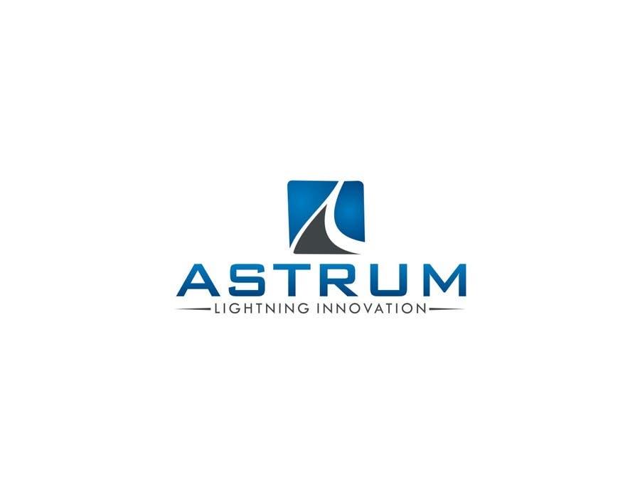 Bài tham dự cuộc thi #360 cho Astrum logo