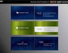 #7 for Design Some Business Cards by greenuniversetec