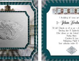 arlequia tarafından Design a two-sided invitation için no 12