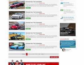 nikil02an tarafından Re-design 2 website landing pages (Netcars Search page) için no 34