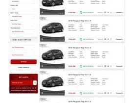 hejven tarafından Re-design 2 website landing pages (Netcars Search page) için no 18