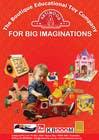 Graphic Design Inscrição do Concurso Nº73 para Advertisement Design for Artiwood Educational Toys (A4)