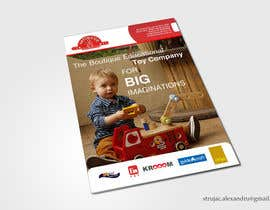 #7 для Advertisement Design for Artiwood Educational Toys (A4) от StrujacAlexandru