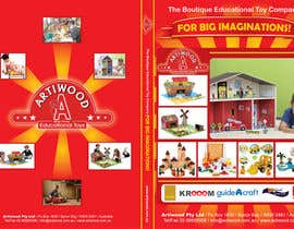 #58 para Advertisement Design for Artiwood Educational Toys (A4) por blacklist08