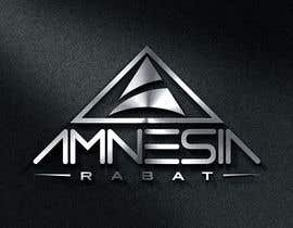 joeblackis17 tarafından amnesia     i need a logo for a night club , dancing club ,the best of the town için no 160
