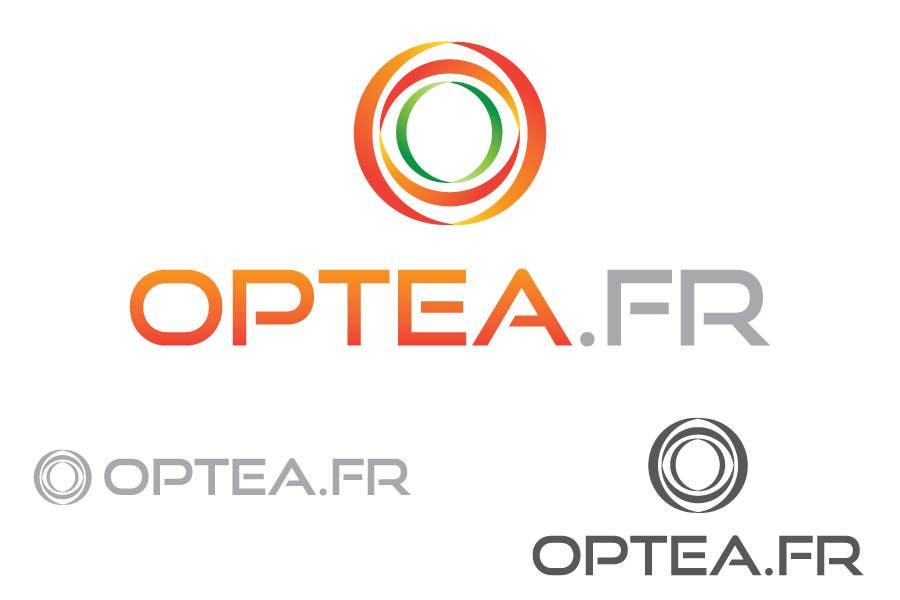 Inscrição nº                                         42                                      do Concurso para                                         Concevez un logo for optea.fr