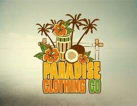 #62 para Design a Logo for Paradise Clothing Co por salutyte