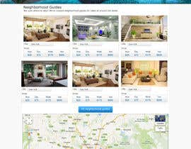 #10 untuk Design a Website Mockup for realestate website oleh webidea12