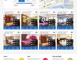 #14 untuk Design a Website Mockup for realestate website oleh clickinn