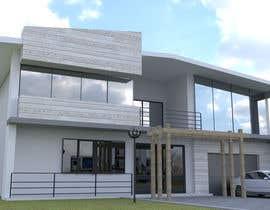 Scrpn0 tarafından Design concept to remodel exterior of residential house için no 10