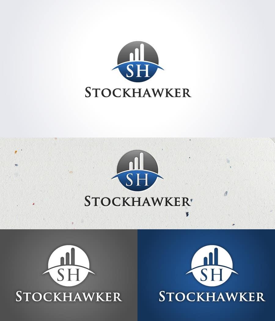 Bài tham dự cuộc thi #12 cho Design a Logo for a stock market website.